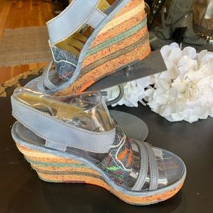 the art company Shoes - Art brand wedge sandal